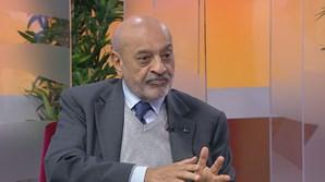 Abdool Vakil, líder da comunidade islâmica de Lisboa