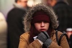 Até sábado não está prevista alteração no estado do tempo; no domingo regista-se uma descida da temperatura mínima