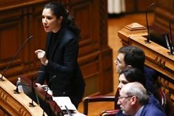 O BE, através de Joana Mortágua, considerou que os exames aplicados a crianças de nove anos são 'uma violência'