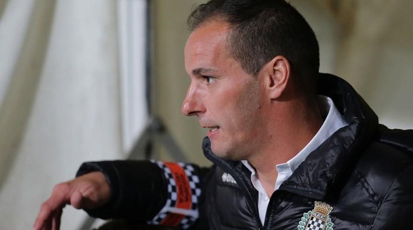 Petit deixa o comando técnico do Boavista - Futebol - Correio da Manhã bc9d97479afd4