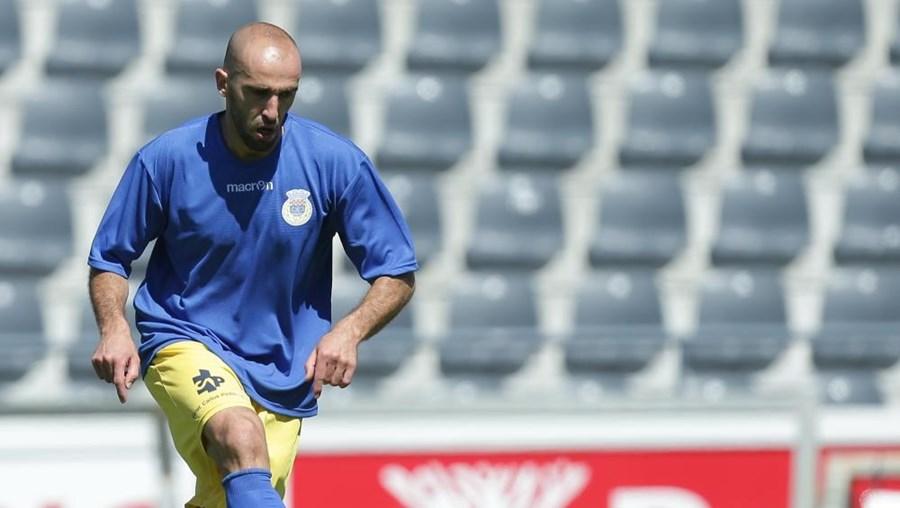 Bruno Amaro, de 32 anos, jogou no Arouca nas duas últimas épocas