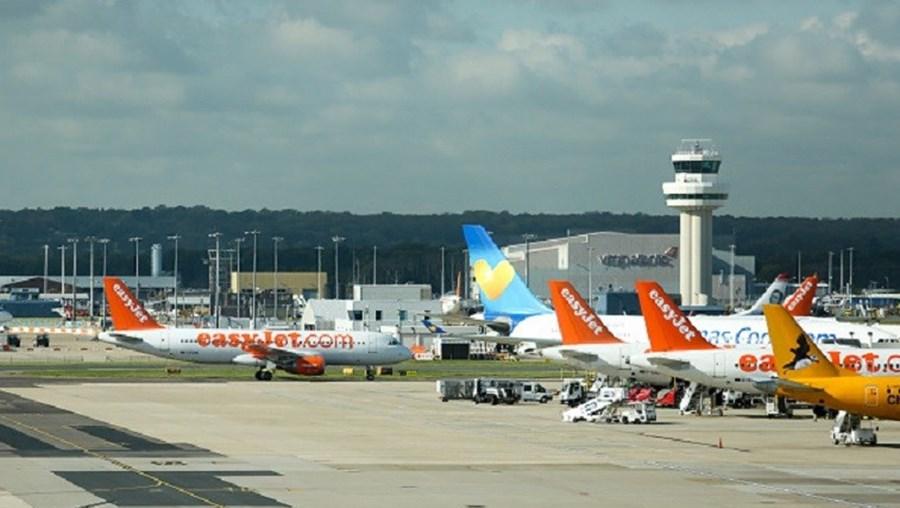 Gatwick é o segundo aeroporto mais movimentado do Reino Unido