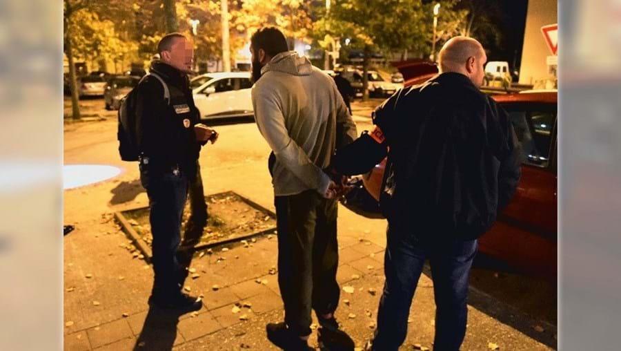 Foram detidas pelo menos cinco pessoas