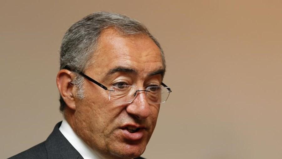 O secretário de Estado das Comunidades José Cesário