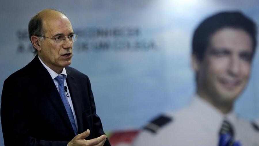 Fernando Pinto vai ser presidente executivo entre 2015 e 2017