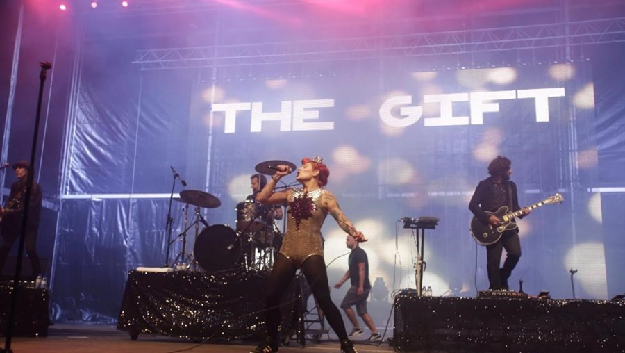Grupo The Gift celebra 20 anos