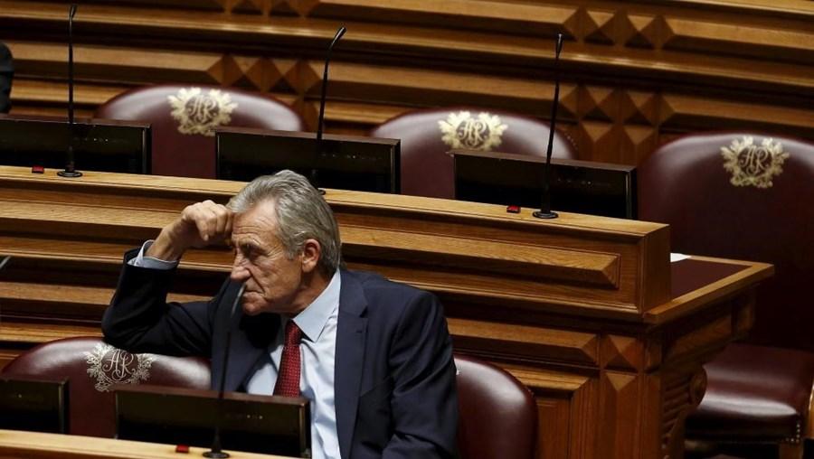 O secretário-geral do PCP, Jerónimo de Sousa