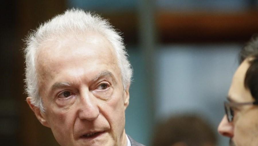 O coordenador antiterrorista da União Europeia Gilles de Kerchove