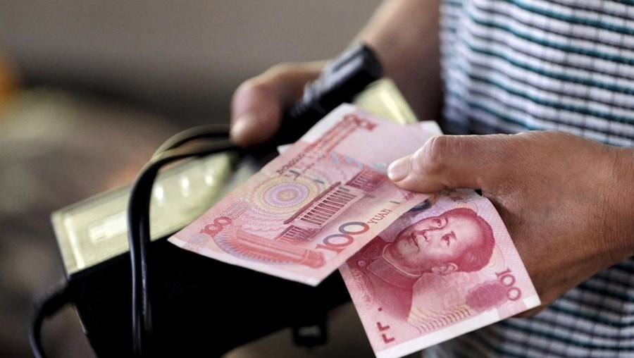 O yuan é a moeda chinesa