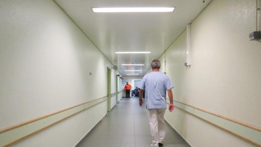 O Hospital de Gaia informou via e-mail