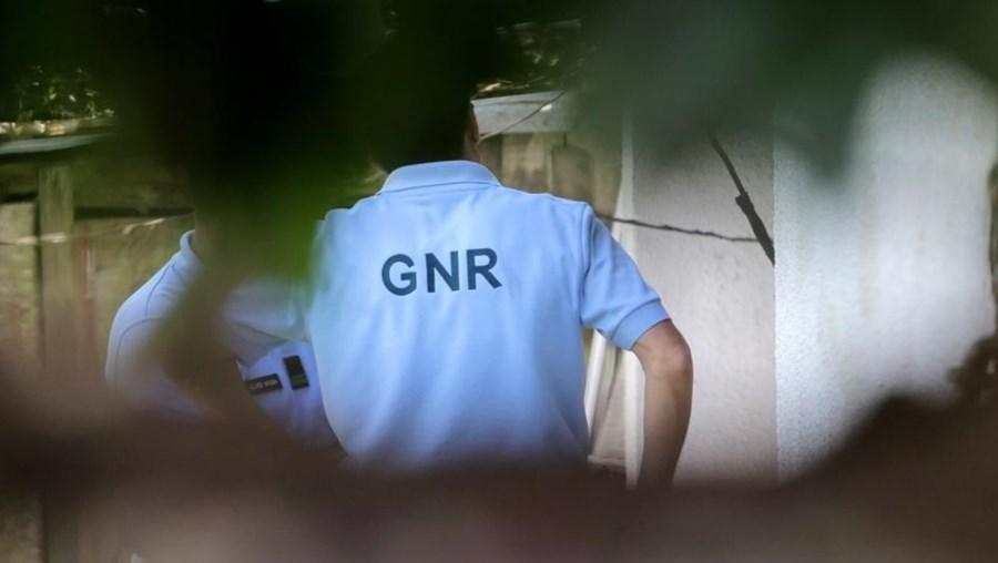 No local esteve a GNR