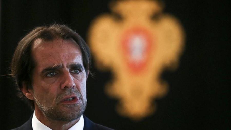 O presidente do Governo Regional e do PSD-Madeira Miguel Albuquerque