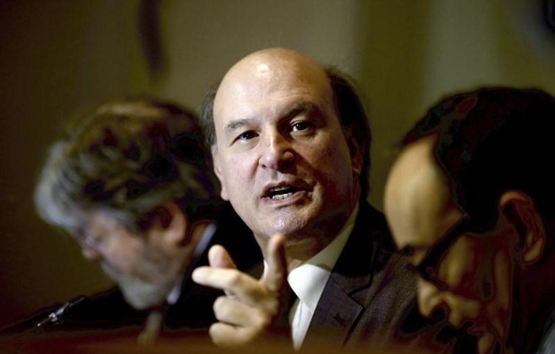 O ministro da Saúde Fernando Leal da Costa