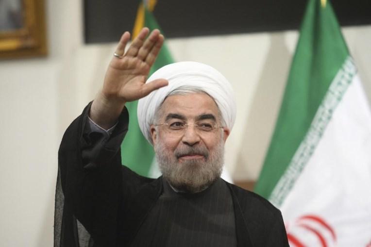 A visita de quatro dias de Hassan Rohani, um religioso moderado eleito em 2013, será dominada pelos dossiers geopolíticos