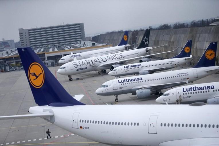 A Lufthansa também anunciou que o UFO renunciou a qualquer greve pelo menos até à próxima quarta-feira