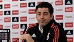 Rui Vitória diz que Benfica 'vai deixar a pele em campo'