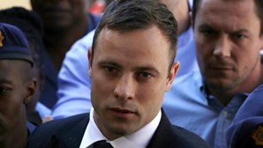 Acusação quer aumento da pena de prisão de Oscar Pistorius