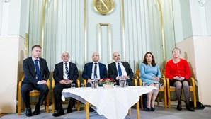 Nobel da Paz entregue em Oslo
