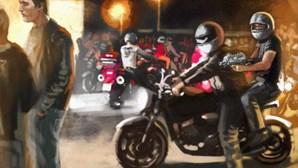 Dupla de motards: Assaltos de norte a sul em duas rodas