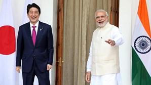 Japão constrói primeiro 'comboio bala' da Índia