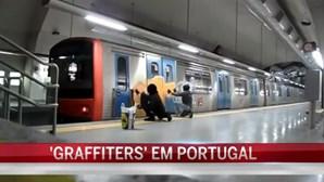 Graffiters em Portugal