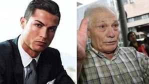Morreu o avô de Cristiano Ronaldo
