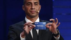 Euro 2016: Portugal já conhece adversários