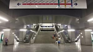 Linha do Metro foi pista para 100 atletas