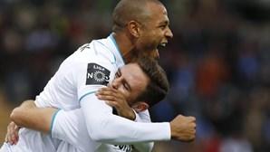 Ao minuto: Nacional 1-2 FC Porto