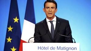 Valls afirma que se mantem perigo da extrema-direita