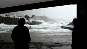 Proteção Civil dos Açores regista cinco ocorrências relacionadas com o mau tempo na ilha Terceira