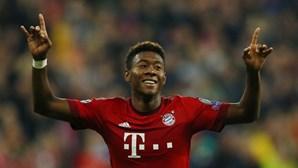Bayern blinda Alaba