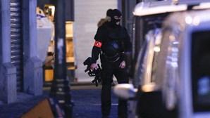 Detidos dois irmãos em operação policial em Bruxelas