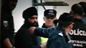 Tribunal de Évora interroga alegado separatista indiano