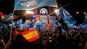 Imprensa destaca incerteza em Espanha