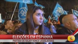 PP vence em Espanha e maioria sorri à esquerda