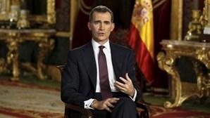 Felipe VI cumpre mil dias de reinado em Espanha