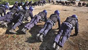 Treino de tortura castiga na PSP