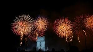 Passagem de Ano sem fogo de artifício
