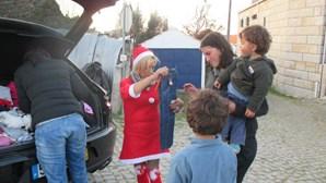 Euromilionária deu roupa a 200 crianças