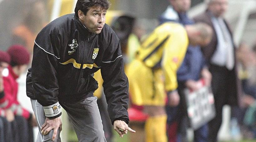 Sánchez volta ao Boavista - Futebol - Correio da Manhã 63e1bf94cfd14
