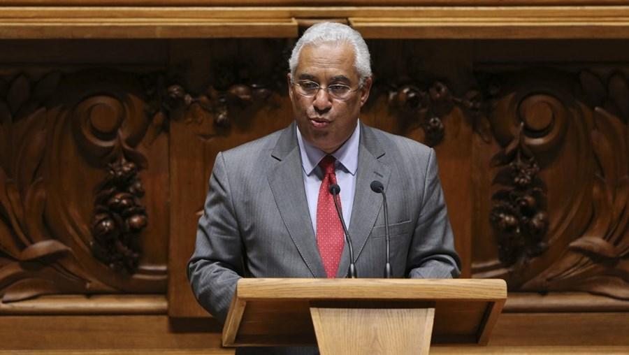 """António Costa criticou a lógica da """"trincheira de confrontação"""""""