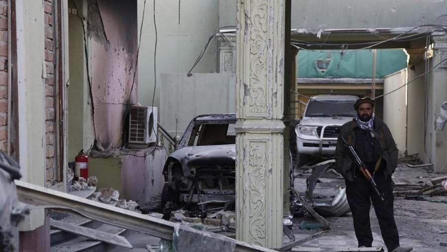 Cabul, ataque, talibãs