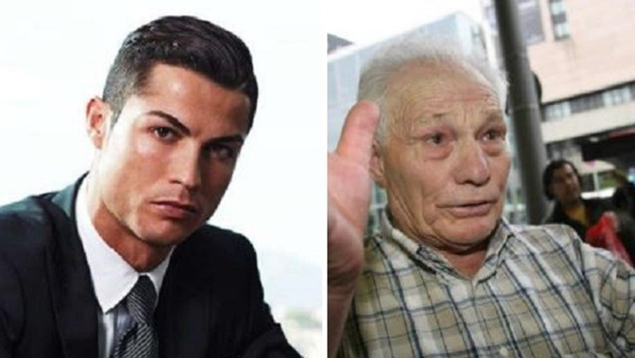 Ronaldo ainda não reagiu à notícia.