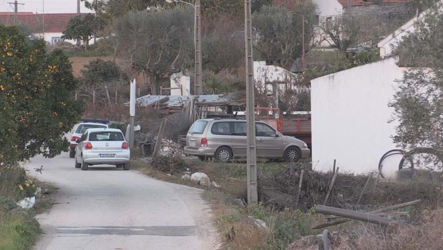 Tragédia aconteceu na aldeia do Outeiro do Bairrinho, em Pernes, Santarém