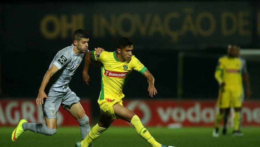 O Paços de Ferreira retomou o caminho das vitórias na I Liga portuguesa