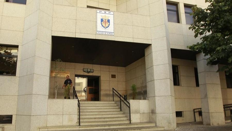 O jovem foi preso pela PSP de Almada