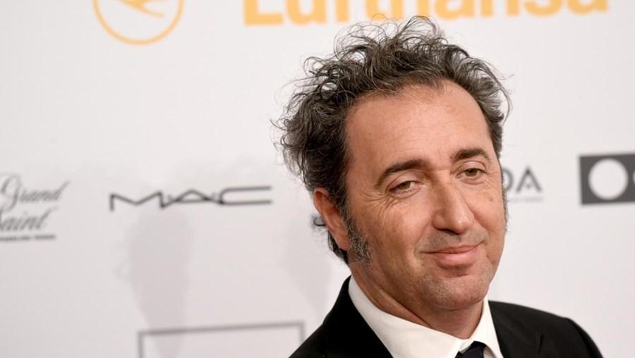 Sorrentino foi galardoado como melhor realizador