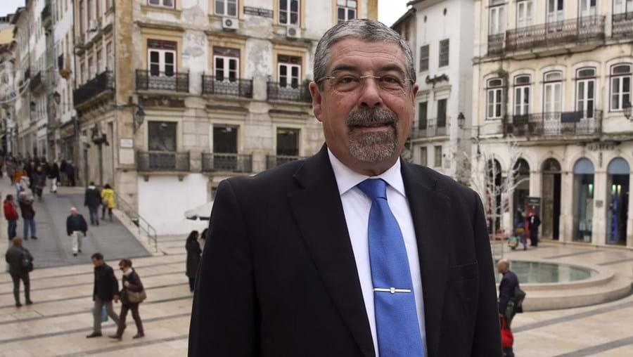 Manuel Machado acaba de completar metade do mandato de quatro anos à frente da ANMP