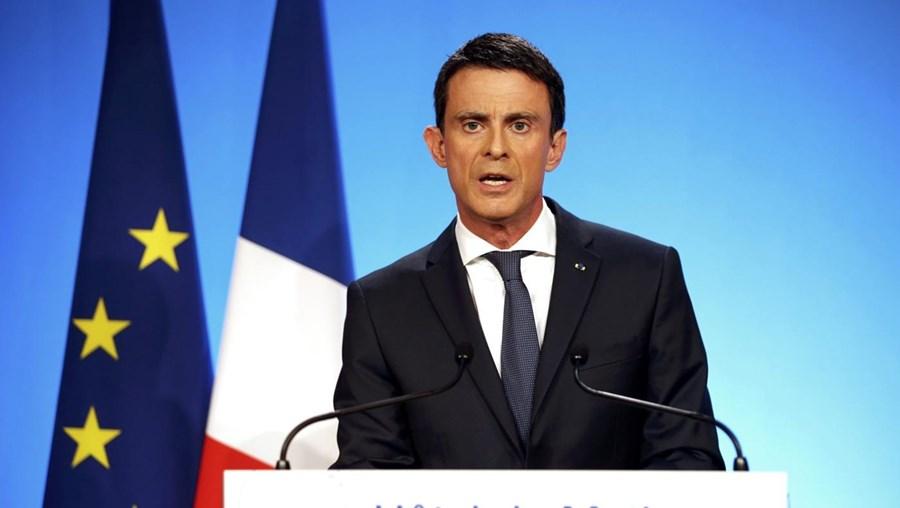 Manuel Valls, primeiro-ministro francês